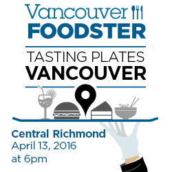 Tasting Plates Marpole - recap - On The List